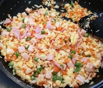 arroz de coliflor 3 delicias