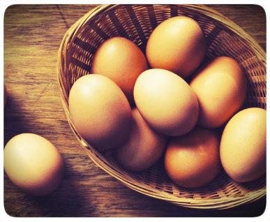 son huevos en dieta cetosis