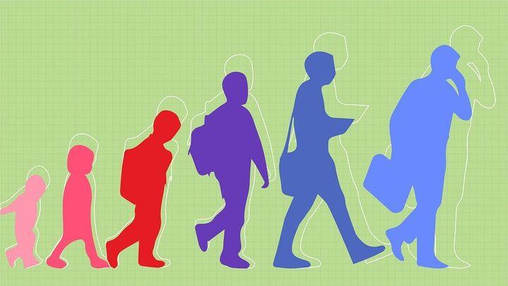 crecimiento humano