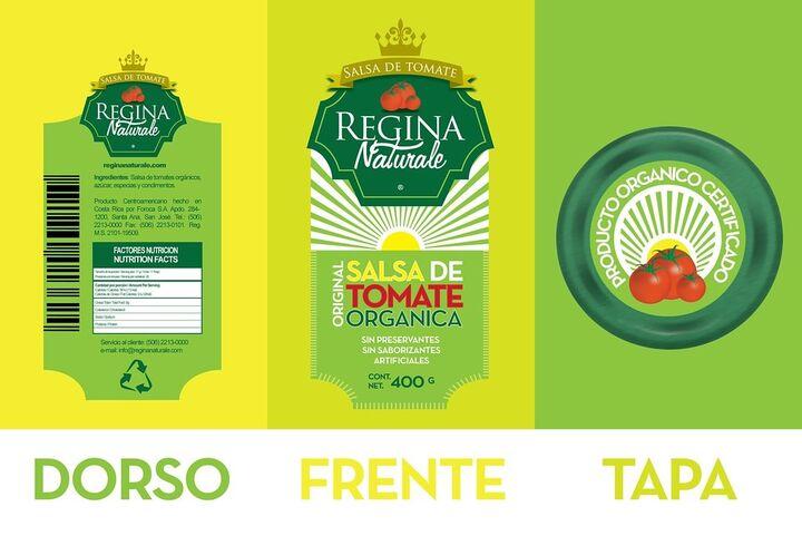 etiqueta organico