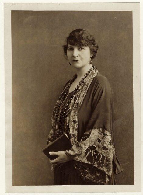 Lulu Hunt Peters.
