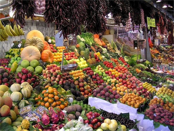 mercado agricultores