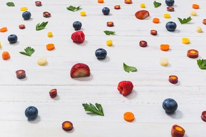 variedad fruit