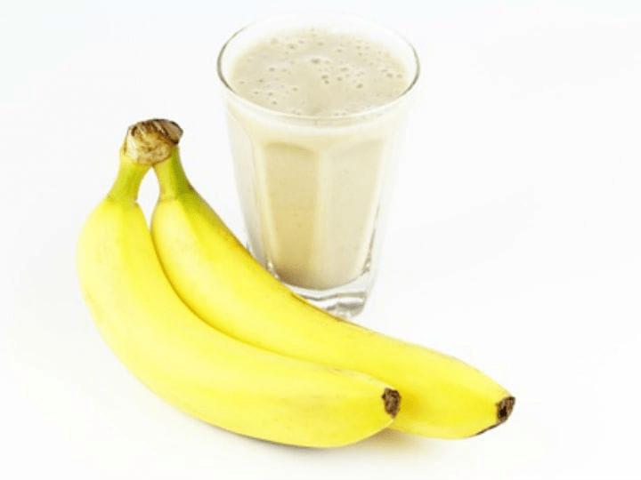Dieta de plátano y leche desnatada