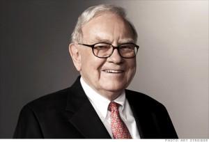 """El """"régimen de la vida eterna"""" de Warren Buffet"""
