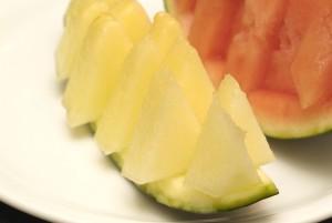 La dieta del melón