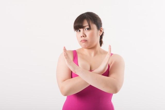 ダイエット中にしてはいけないこと!食事面・控えるべき食べ物