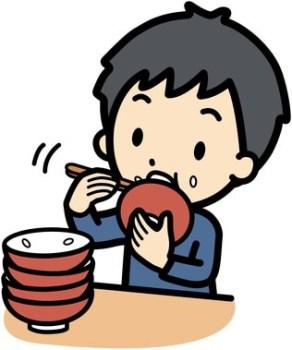 早食いは太る原因?【治すだけでダイエットに効果的!】