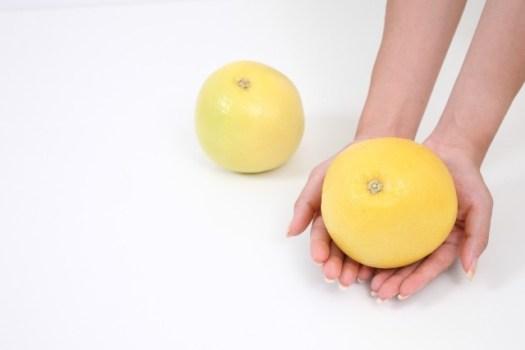 グレープフルーツは香りもダイエットに効果的?【食前に1個食べる!】