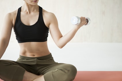 上半身ダイエットに効果的な運動は?【短期間で成功も】