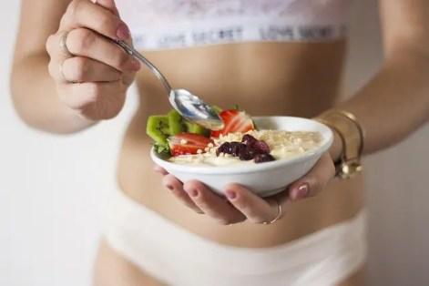 manger équilibrée pour perdre la graisse du ventre