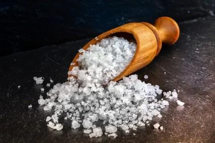 cristaux de sels de nigari pour maigrir et éliminer la mauvaise graisse du corps