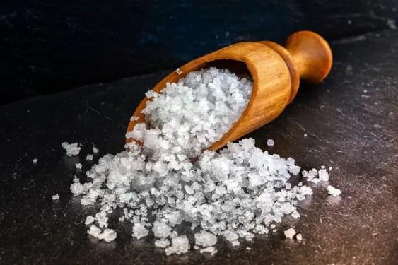 cristaux de sels de nigari pour maigrir