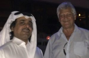 Dieter Wiesner & Ahmed Al Thani