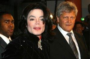 Dieter Wiesner & Michael Jackson