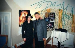 Dieter Wiesner & Michael Jackson 12