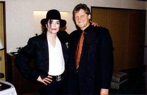 Dieter Wiesner & Michael Jackson 15