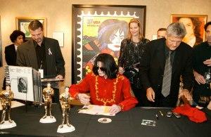 Dieter Wiesner & Michael Jackson 2