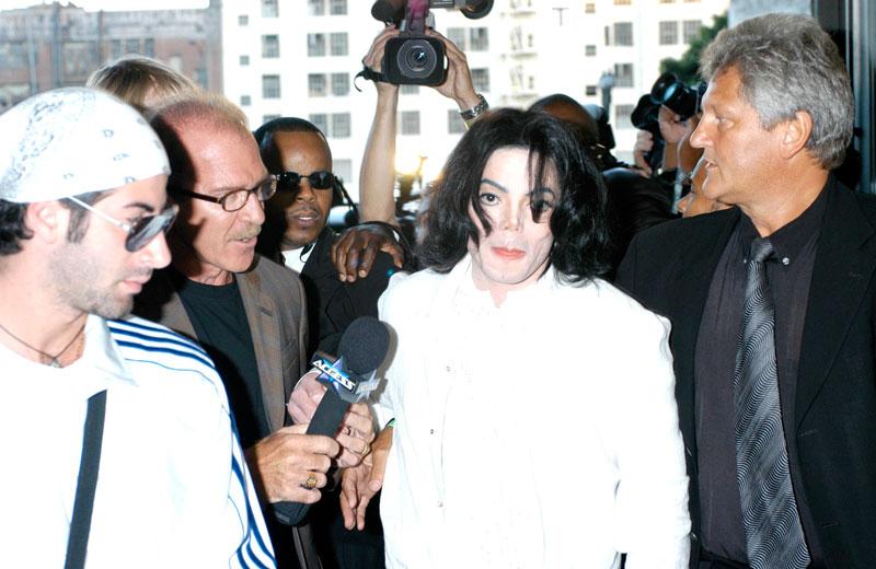 Dieter Wiesner & Michael Jackson 8