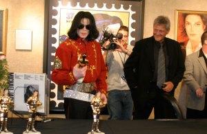 Dieter Wiesner & Michael Jackson 9