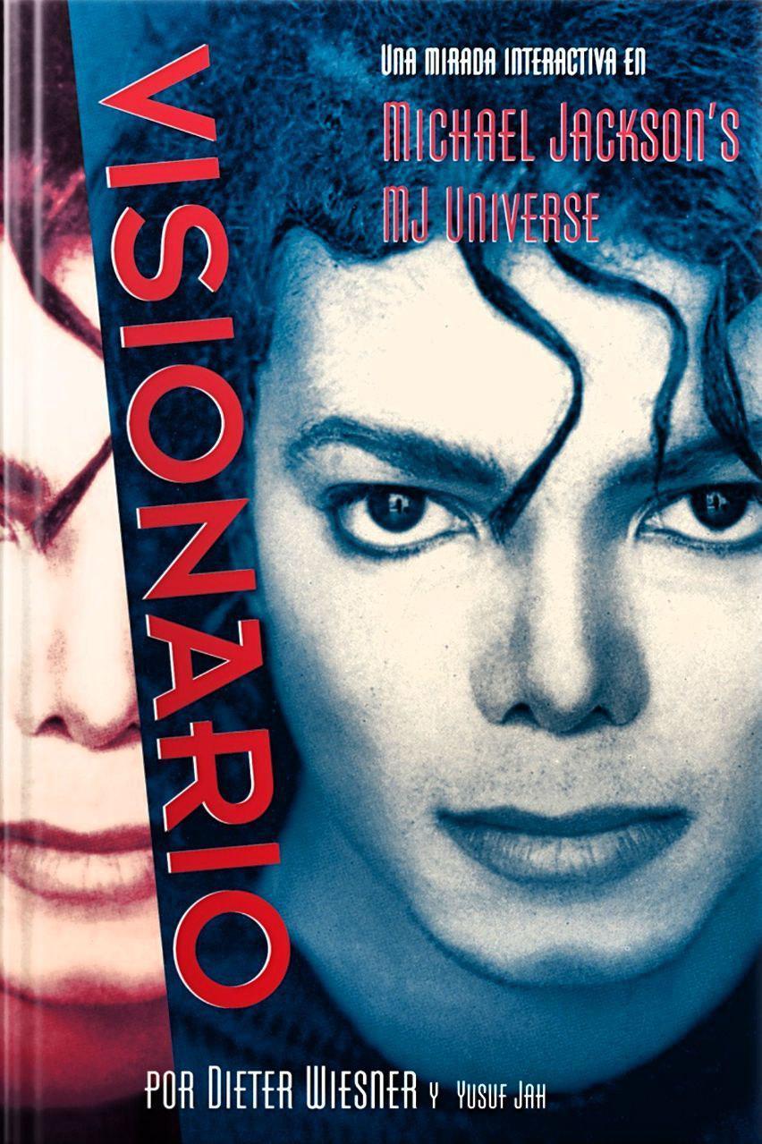 Dieter Wiesner Michael Jackson Book VISIONARY