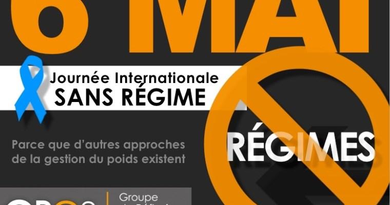 Journée internationale sans régime