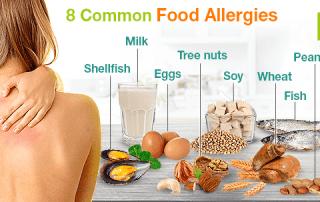 Αλλεργιά Δυσανεξία