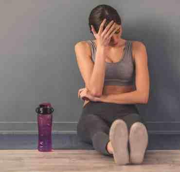 zaburzenia odżywiania u sportowców