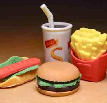 fast food dzieci