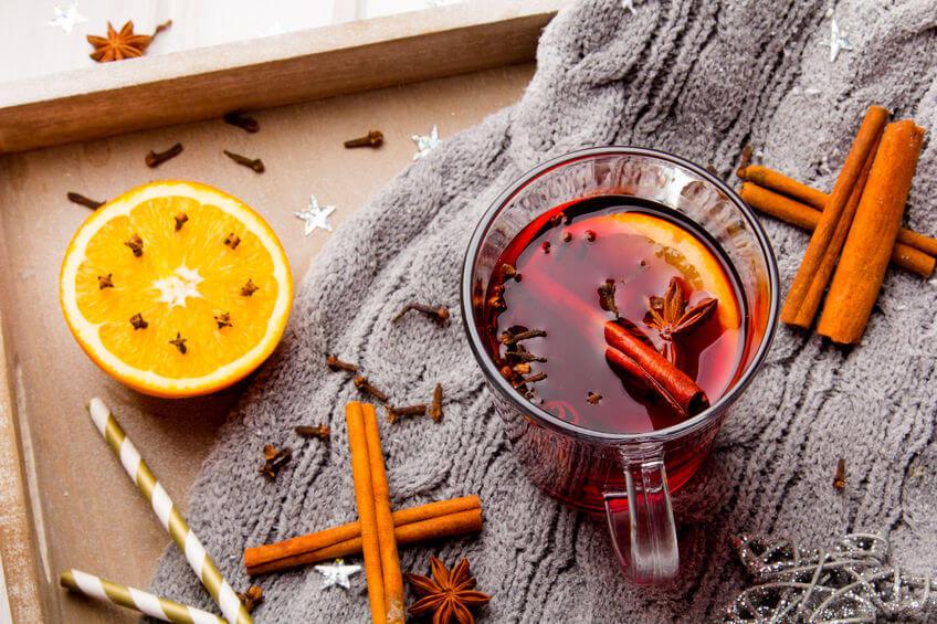 herbata cynamon