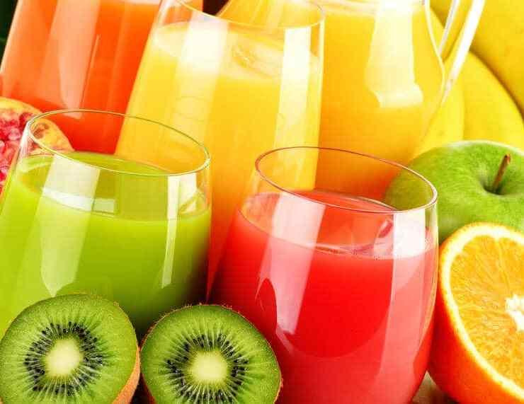 soki owoce