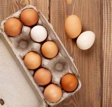 jajka cholesterol
