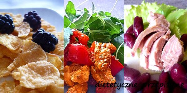 Zasady planowania skutecznej diety odchudzającej.