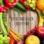 Zdrowa dieta obniżająca poziom cholesterolu we krwi