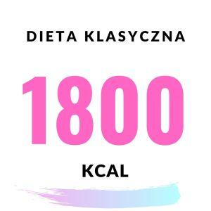 Prosta dieta dla osób aktywnych 1800kcal