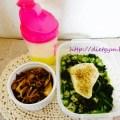 低糖質ダイエット34日目朝食メニュー
