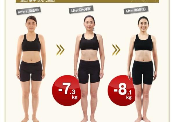 ライザップ痩せた体験した人 女性