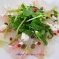 真鯛のカルパッチョ 糖質制限レシピ