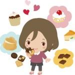 糖質制限中に甘いものを食べてダイエット失敗