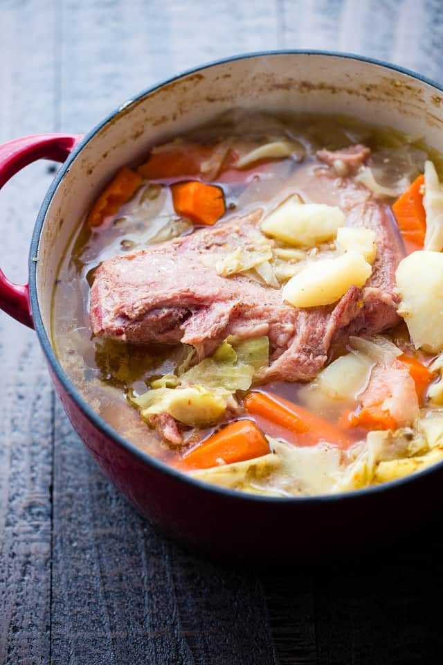 Corned Beef and Cabbage Recipe | Easy Beef Brisket Recipe