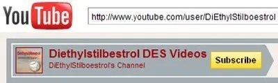 YouTube diethylstilboestrol's channel image