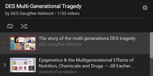 image of DES-videos playlist