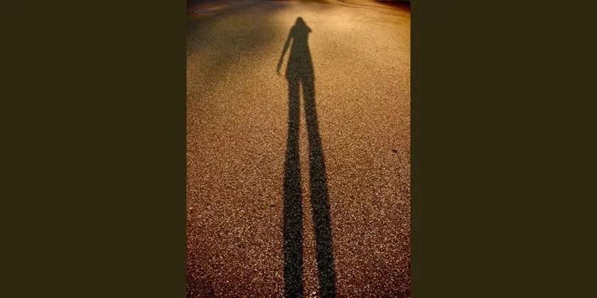 image of tall girl