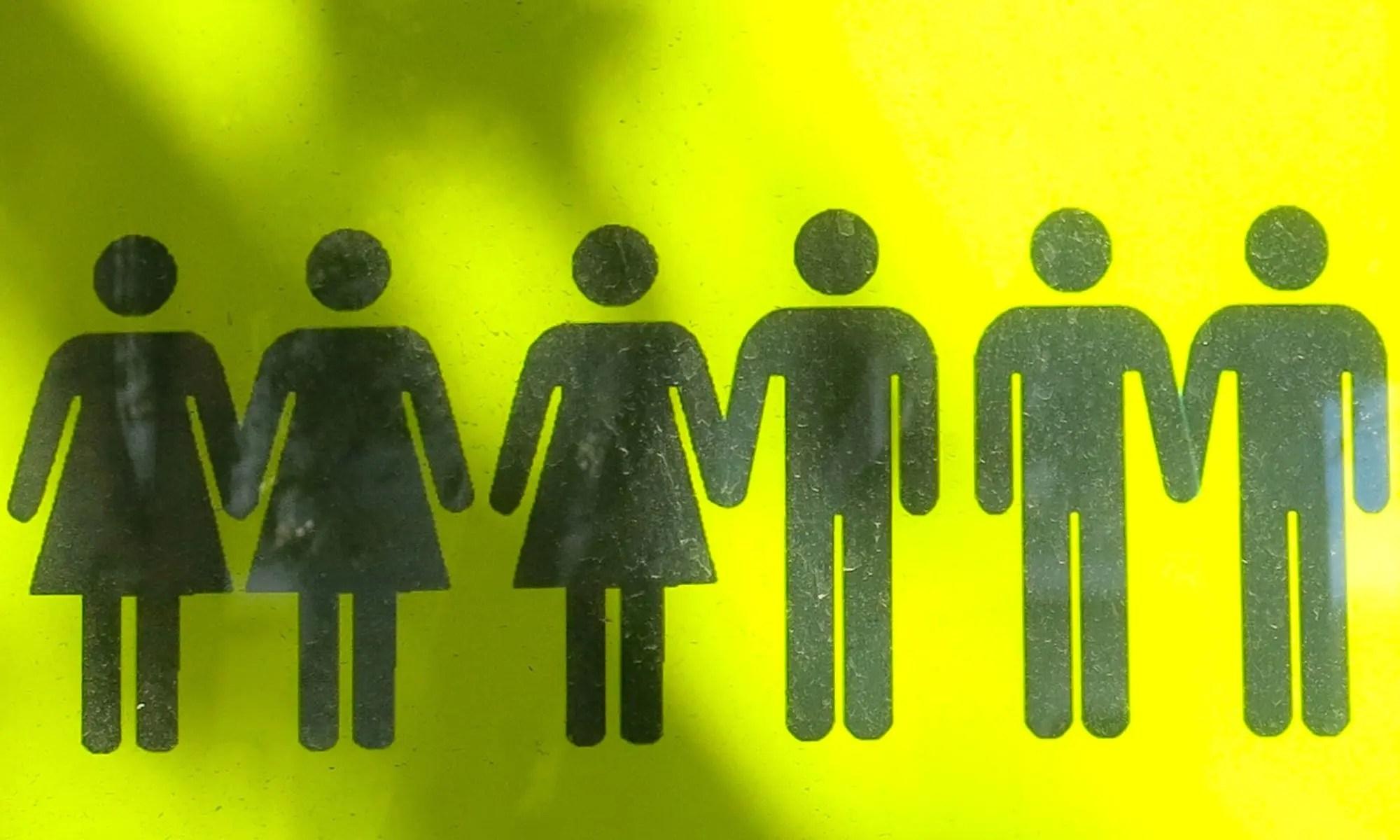 image of homosexual orientation