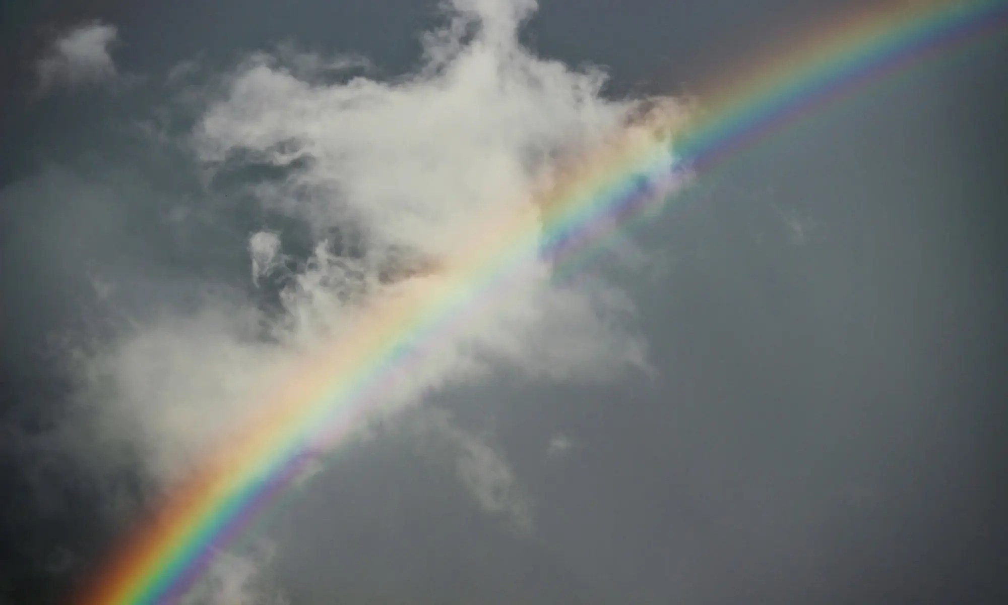image of rainbow