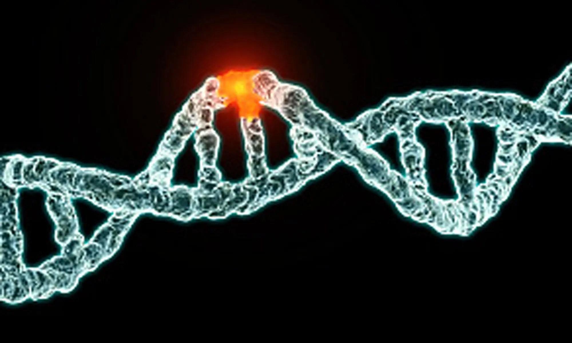 gene mutation image