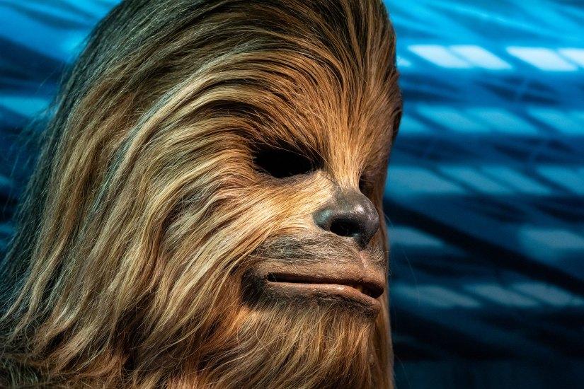 Hoaxing Chewbacca