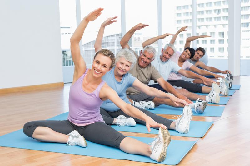 Beneficiile exercitiilor yoga pentru sanatate