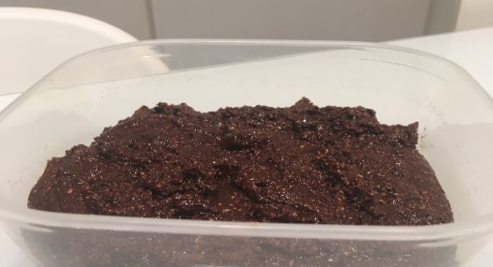 crema de avellana y cacao