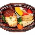 ハンバーグがダイエット中の夜ご飯だと太る?太らないレシピ!